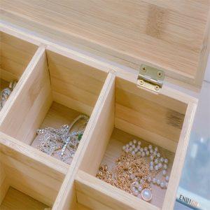 hộp gỗ vintage