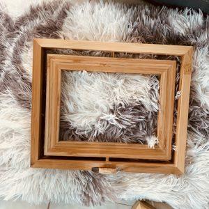 khung ảnh gỗ